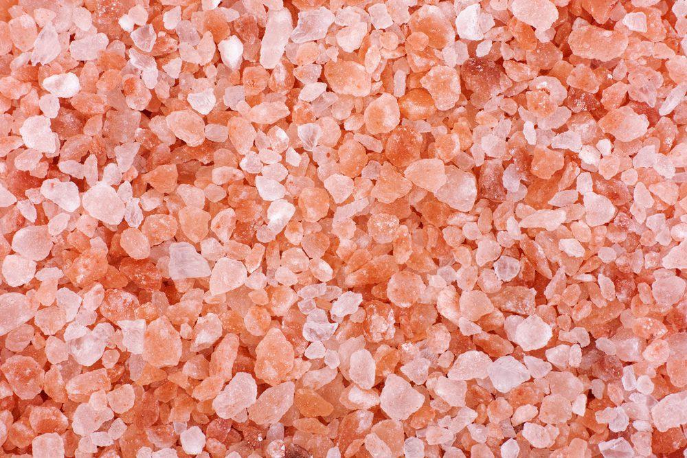 Pink Himalyan Salt Weight Loss